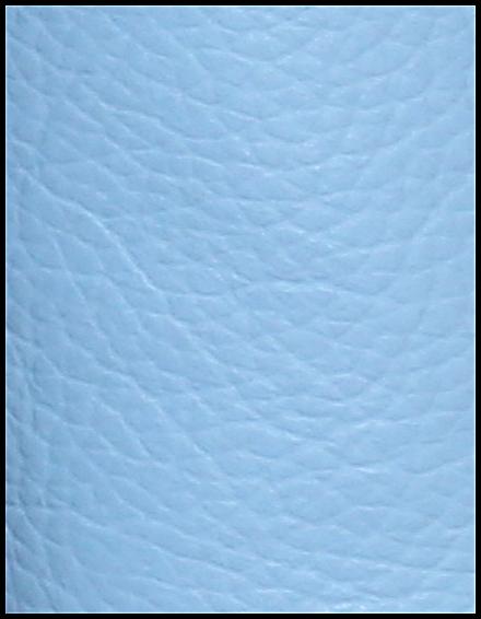 nappaleder hellblau